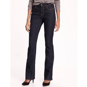 Old Navy | Mid-Rise Curvy Diva Bootcut Jeans